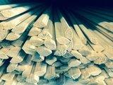 Grenen hoeklat bol kwartrond 12 x 12 mm_5