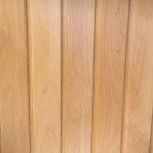 Erle houten schrootje softline 20x96mm